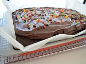 Выпечка торта Делиция
