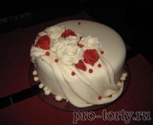 торт тете День рождения