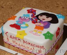 торт Даша фото