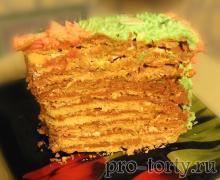 торт безе фото
