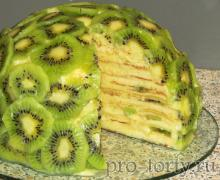 торт со сгущенкой рецепт