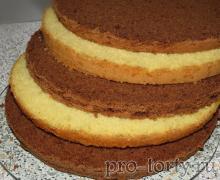 ванильный бисквит фото