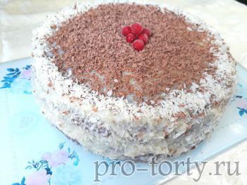 украшение торта Ноченька