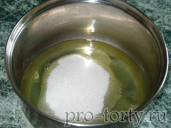 как приготовить белковый крем фото