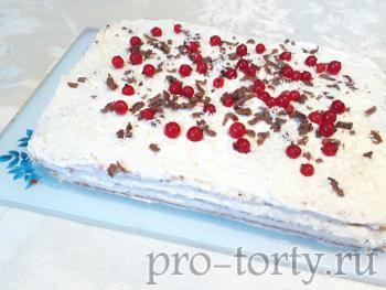 пропитка торта генерал
