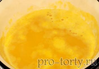 сливочно-апельсиновый крем рецепт