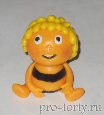 пчелка Майя на торт