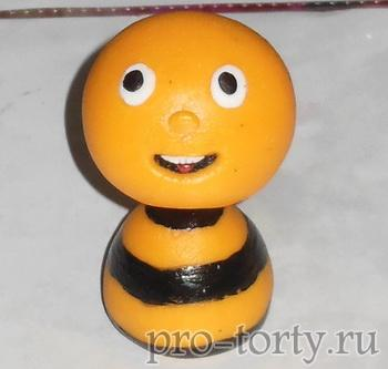 пчелка Майя пошагово