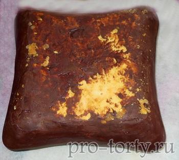 торт подушка рецепт