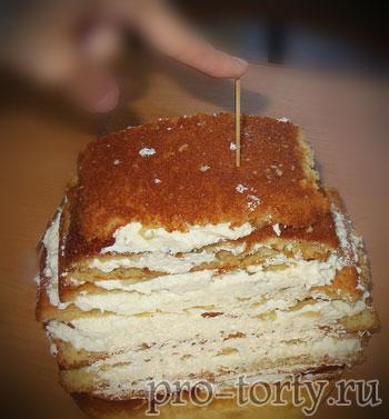 укрепление торта сумочка