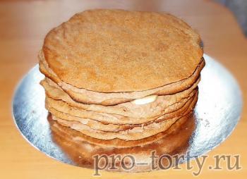 Truffle Cake рецепт