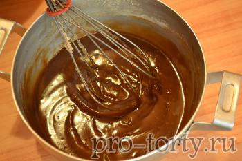 приготовление крема для торта «Пьяная вишня»