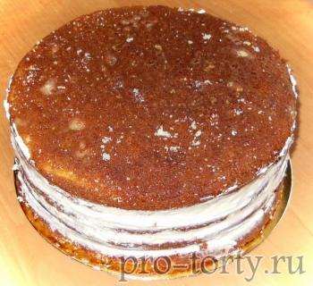 роскошный золотистый торт фото