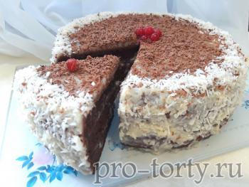 рецепт торта Ноченька